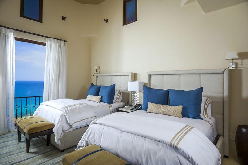 Гостевая спальня виллы Casa Fryzer