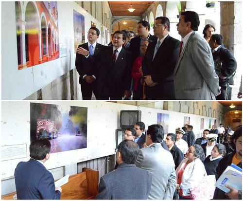 Exponen en Quetzaltenango Ciudades Patrimonio Regalos de México para el Mundo