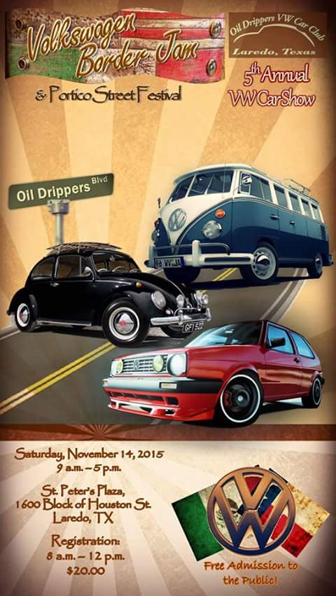 Laredo Oildrippers VW Club