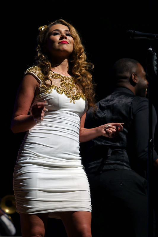 Haley Reinhart of Postmodern Jukebox