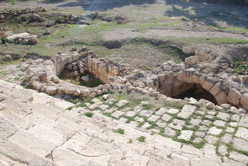 ruins asia roman jordan pella الأردنّ بيلا πέλλα