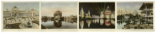 Panama-Pacific International Exposition San Francisco 1915 Hand-Colored