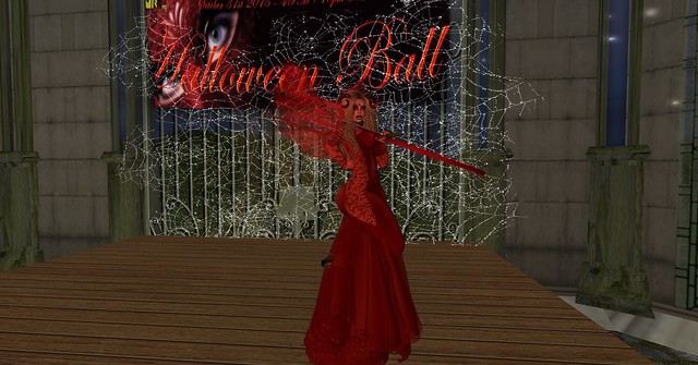 Halloween Ball at the Grind