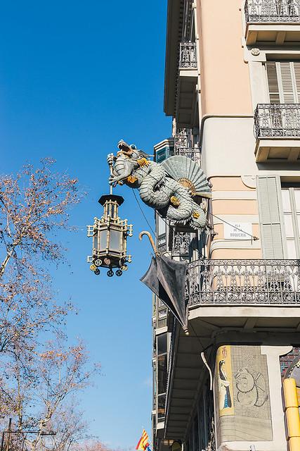 0931 - Barcelona Les Rambles