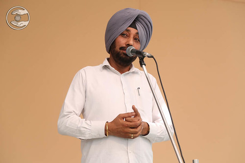 Narpal Singh from Chandigarh expresses his views