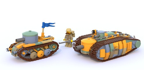 Southern Tank corps