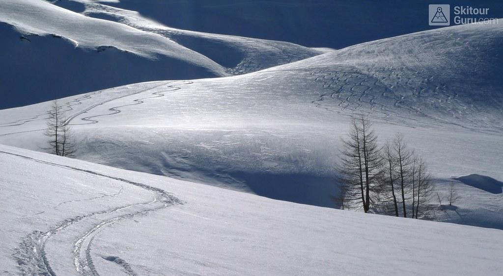 Kolmkarspitze 2559 m, Kolm Saigurn - Rauris, Salzburg, Austria, http://skitourguru.com/tura/6-kolmkarspitze