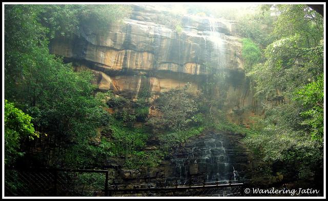 Mallela Theertham Waterfalls
