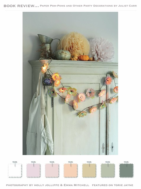 Paper Pom-Poms and Other Party Decorations by Juliet Carr 2-01