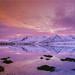 Winter light by Frank S. Andreassen