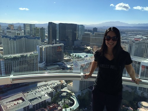 Mei in the High Roller.
