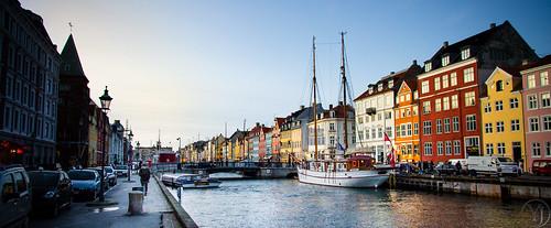 Copenhagen from life of Karen Blixen