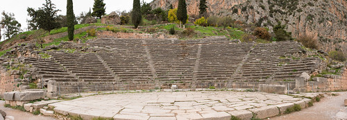 panorama history temple oracle ancient nikon theatre delphi culture hellas greece archaelogy fokida amphithetre d5200 thessaliastereaellada