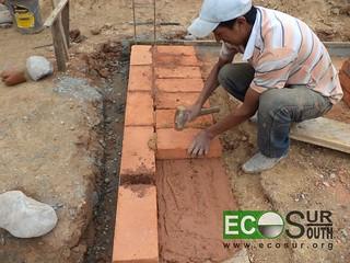 Donwdraft brick kiln