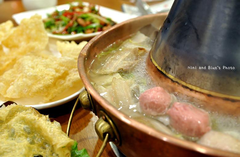 徠圍爐台中酸菜白肉鍋21