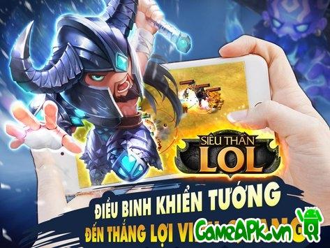 Siêu Thần LOL v1.8.3 hack full cho Android - Game APK Miễn Phi, Tải Game Android Miễn Phí