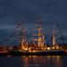 Tenacous McLaren Wharf Nught.. by johnwilliamson4