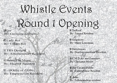 .Whistle Events. Grand Opening!!