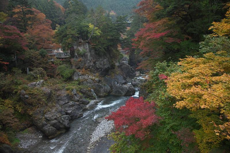 Tokyo reporter 島旅 & 山旅 2016年秋 檜原村&奥多摩町 2016年11月15日