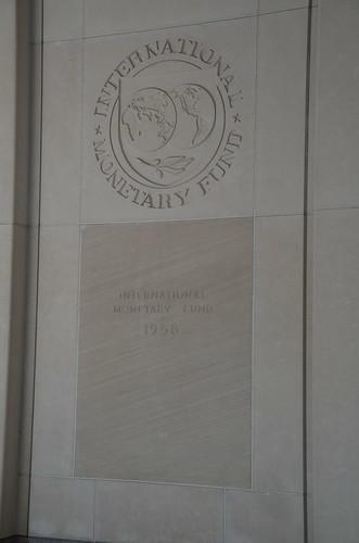 Washington DC International Monetary Fund Aug 15 3