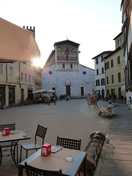 Piazza san frediano 2