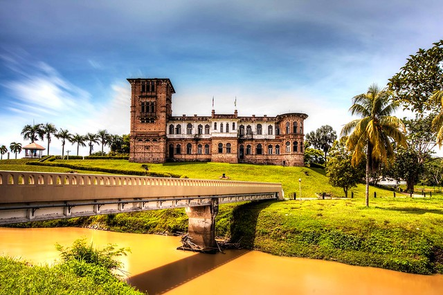 Kellie's castle : HDR