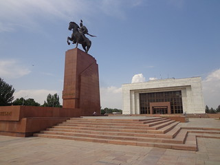 Bishkek, Quirguistao