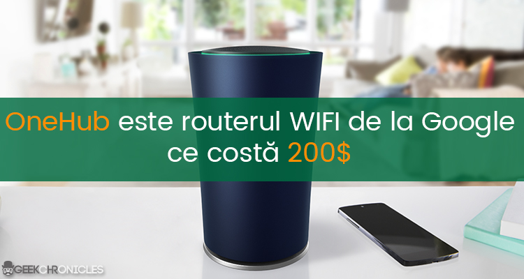 router wifi google