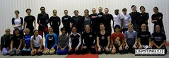 Female fight camp August 2015