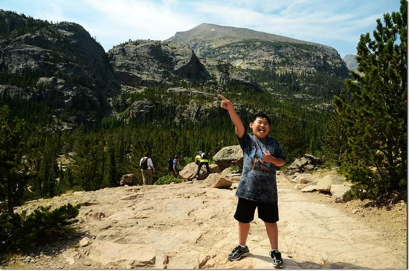 Glacier Gorge Trail 5