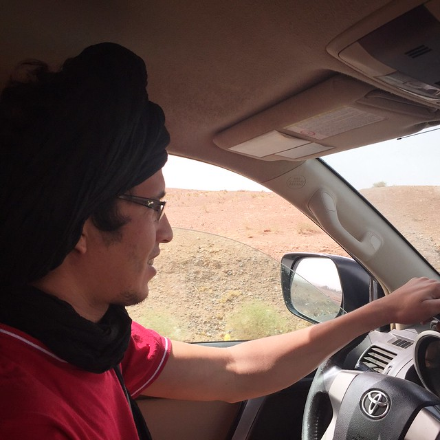 Our Driver, Mbareck