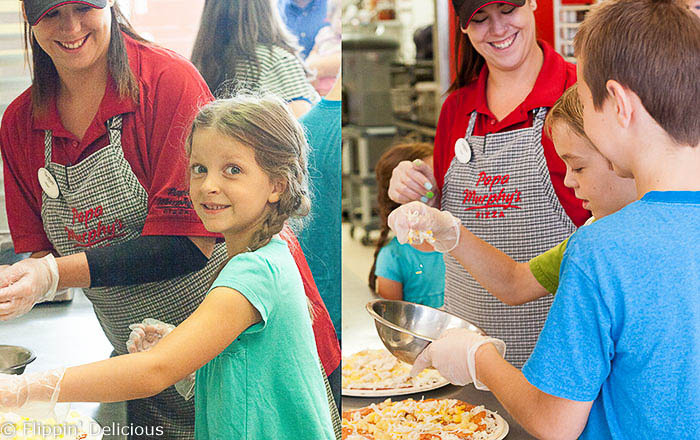 Papa Murphy's has a great selection of gluten-free pizzas that you can customize the way you want!