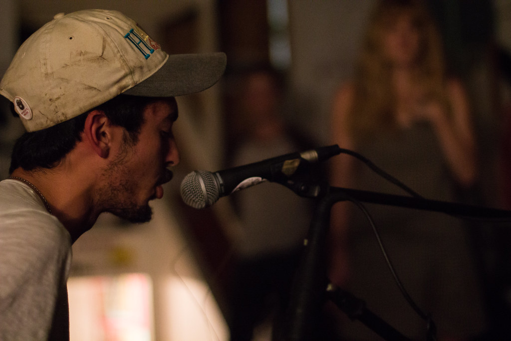 Little Ripple | Sweatshop Gallery | 9.1.15