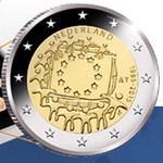 Netherlands 2 Euro Coin