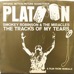 SMOKEY ROBINSON & THE MIRACLES:THE TRACKS OF MY TEARS(JACKET A)