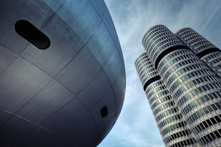 BMW-Museum und Konzernzentrale | Roland Krinner