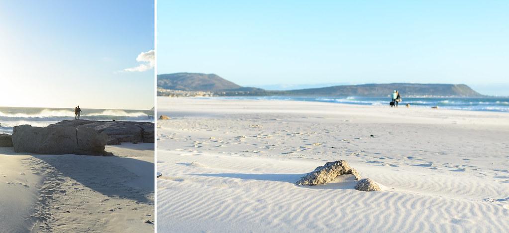 noordhoek beach walk