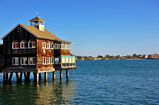 Seaport Village, San Diego, California