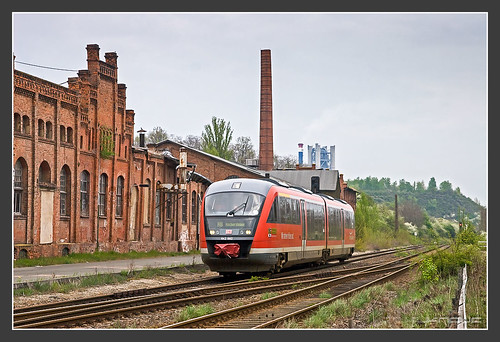 VT642, Bernburg, 18.04.2009