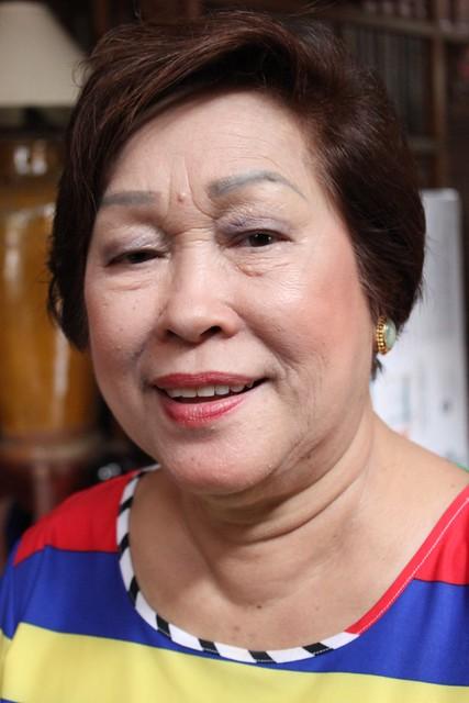 Baybay City Mayor Carmen L. Cari