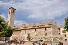 Montblanc. Sant Miquel church. 13th C.