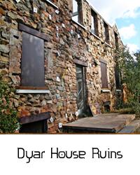 dyar house ruins