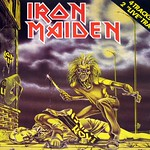 "IRON MAIDEN - Sanctuary 12"" EP"