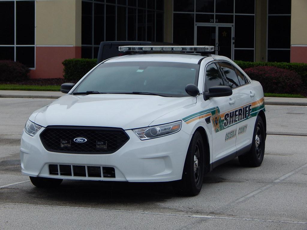 California Sheriff S Car