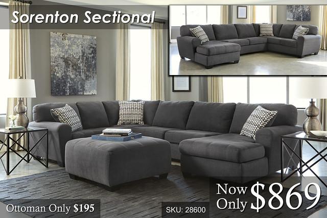 Sorenton Sectional 28600