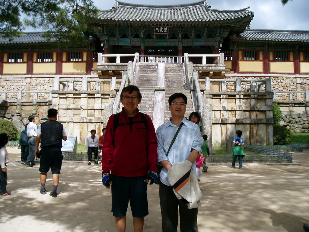 PA050126(Gyeongju, Bulgugksa temple)
