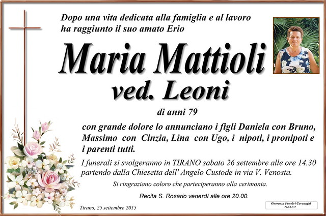 Mattioli Maria