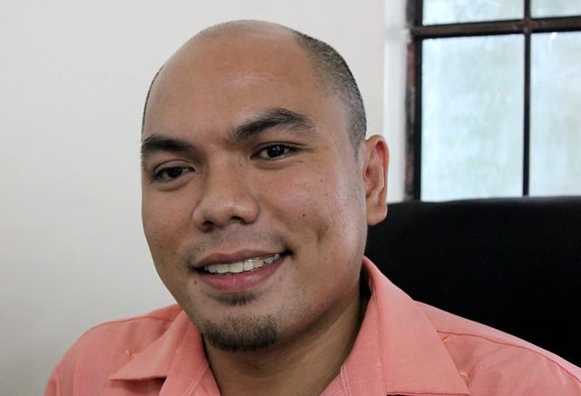 Juvy G. Parado, Jaro municipal accountant
