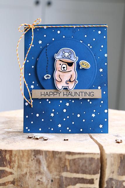 happy haunting! {lawn fawn}