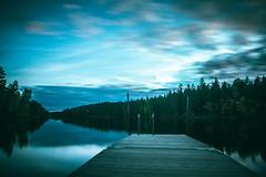 Secret lakes